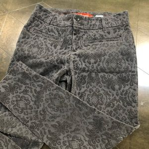 Anthropologie ankle pants